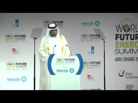 2012 World Future Energy Summit, Abu Dhabi