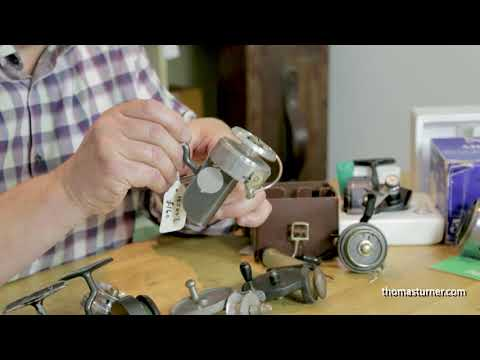 Collecting Fixed Spool Spinning Reels