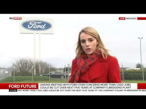 Massive job cuts expected at Ford Bridgend - Rebecca Williams