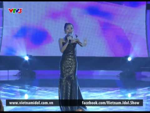 Vietnam Idol 2012 - Try It On My Own - Hoàng Quyên - MS 1 - Gala 9