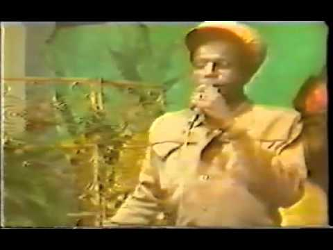 GREGORY ISAACS   on   J.A  tv