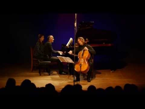 Ravel & Benhaim - 2 pieces for cello & piano