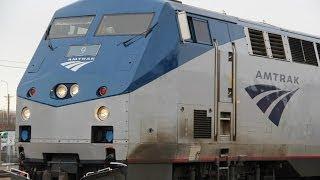 アメリカ横断列車の旅