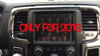 Rax Jailbreaker for Dodge/Chrysler/RAM -2016 models-