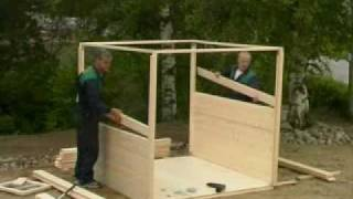 Lillevilla 1DT Construction.flv