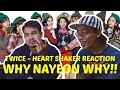 TWICE Heart Shaker Boys First Reaction Why Nayeon Why mp3