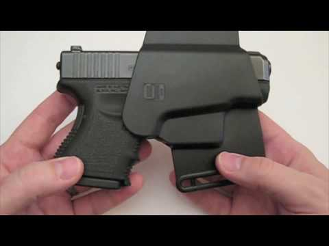 Glock 26 carry systems: Glock Sport/Combat Holster Review