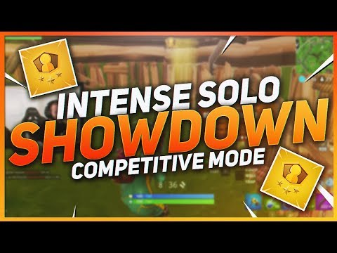 TSM Hamlinz - INTENSE SOLO SHOWDOWN! NEW COMPETITIVE MODE (Fortnite BR Full Game)