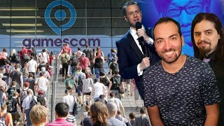Gamescom 2019 Revivez l'Opening Night Live avec nous (REPLAY)