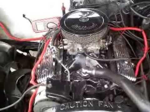 1986 SS MONTE CARLO ENGINE SWAP  YouTube