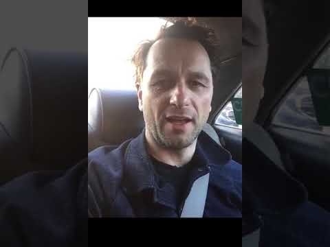 Thanks to actor Matthew Rhys for this message