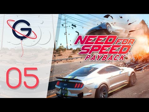NEED FOR SPEED PAYBACK FR #5 : Casse sur l'autoroute !