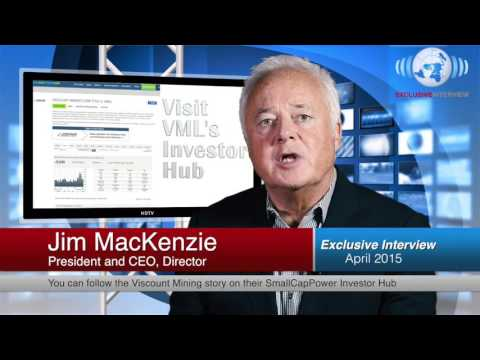 """Viscount Mining Corp  TSXV  VML CEO Says, """"Our Precious Metals Project is Well Funded and De Risked"""