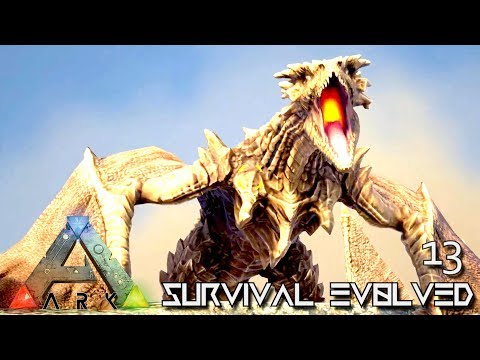 ARK: SURVIVAL EVOLVED - NEW WYVERN MYTHICAL CREATURES & CHIEFTAINS !!! E13 (MOD EXTINCTION CORE)