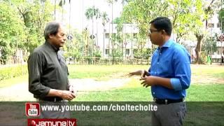 Cholte Cholte EP 146 Syed Manzoorul Islam, Bangladeshi Academic & Novelist