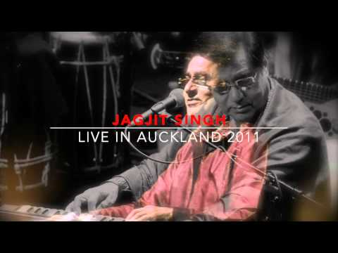 Jagjit Singh - Live in Auckland, New Zealand 2011