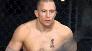 Sport Science Georges St Pierre