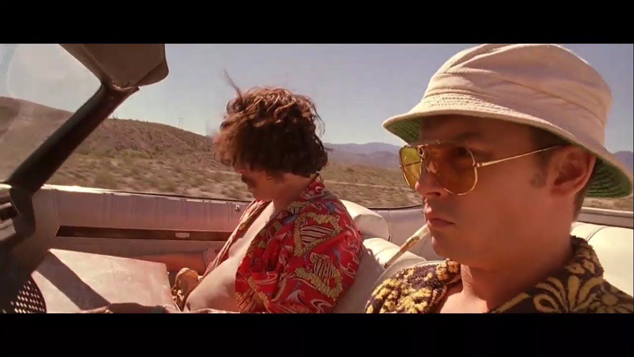 Fear And Loathing In Las Vegas Youtube