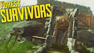 The Forest   Survivors Part 4   MOVING OUT!!