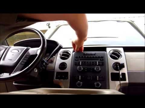 2010 Ford F-150 Sound System With IDatalink Maestro Installation