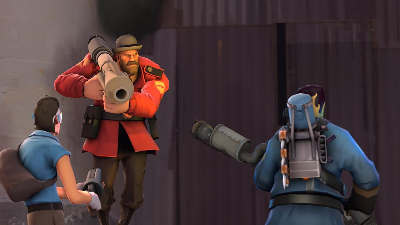 how to play competitive tf2