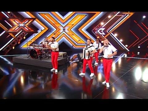 Коллектив «Dance Band». «18 мне уже» Руки Вверх. Х-Фактор 7. Первый кастинг от 27.08.2016