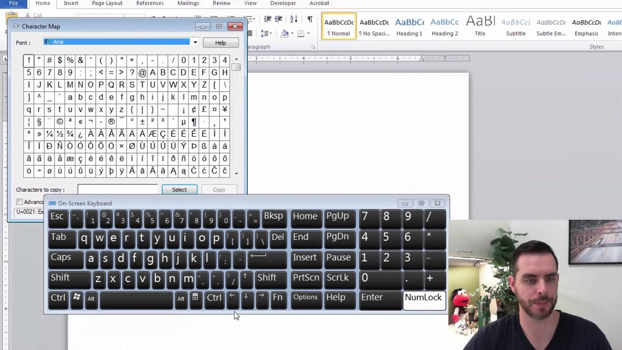 How to type a cubed symbol youtube how to type a cubed symbol buycottarizona Gallery