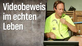Videobeweis im echten Leben | extra 3 | NDR
