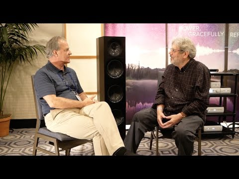 ELAC's Andrew Jones Talks Loudspeakers | Stereophile
