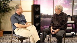 ELAC's Andrew Jones Talks Loudspeakers | Stereophile