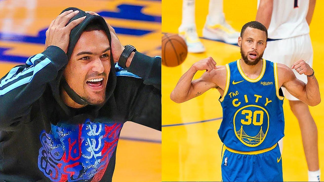 "NBA ""DEEPEST Shots of 2021 🤯!"" MOMENTS"