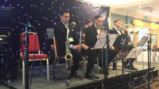 Swanee - What Bix Could Have Played - Whitley Bay 2014 (David Boeddinghaus, Andy Schumm)