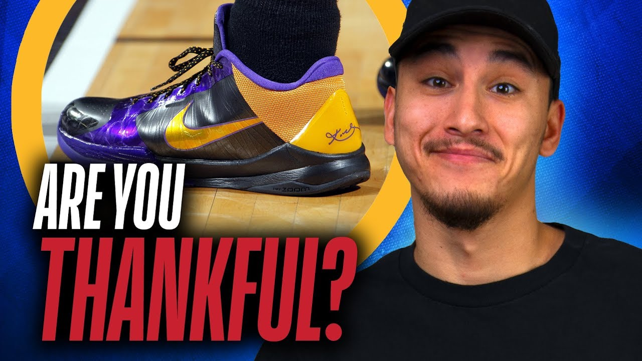 8154631a2853 6 Sneakers in the NBA to Be Thankful For 🙏
