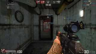 District 187 : Sin Streets online : AK-47 w/ DS-01 sight gameplay 2