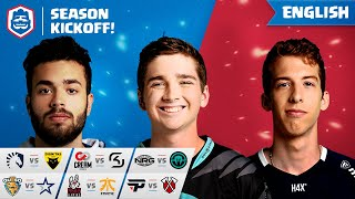 Clash Royale League: CRL West Fall 2019 | Season Kickoff! (English)