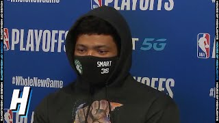 Marcus Smart Postgame Interview - Game 2 | Celtics vs Raptors | September 1, 2020 NBA Playoffs