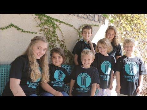 History of White Rock Montessori (WRM)