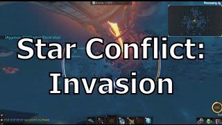 Star Conflict - Invasion - Open World Gameplay