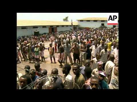 RWANDA: UN CRITICISED OVER HANDLING OF 1994 RWANDA MASSACRE