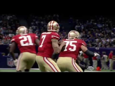 2012 NFL Turning Point Super Bowl XLVII