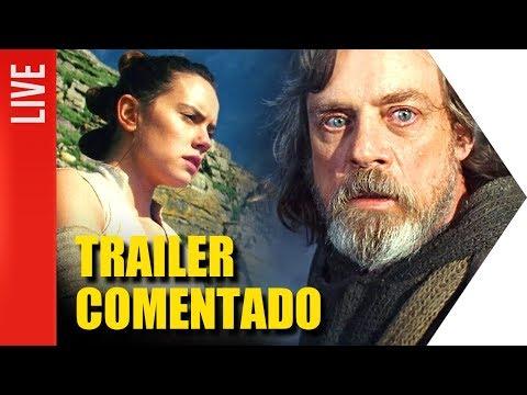 Star Wars: Os Últimos Jedi - Trailer Comentado | OmeleTV AO VIVO
