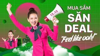 Chi Pu | TỪ HÔM NAY (Feel Like Ooh) - Official Tiki.vn version (치푸) - Mua Sắm Săn Deal 12.12 Tiki.vn