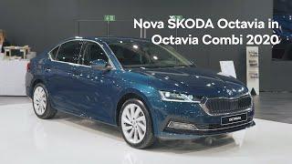 Nova Škoda Octavia in Octavia Combi 2020 | Porsche Inter Auto