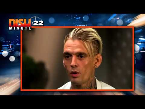 Z90's Dish Nation: Aaron Carter Cried About DUI Arrest In Latest Interview [WATCH]