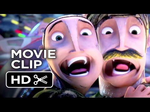 Underdogs Movie CLIP - Roller Coaster (2015) - Bella Thorne, Katie Holmes Animated Movie HD