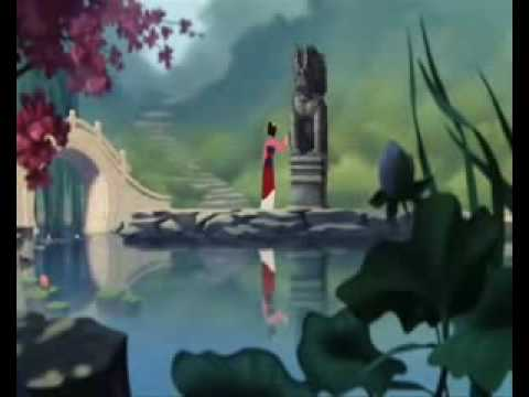 Mulan Reflection italian