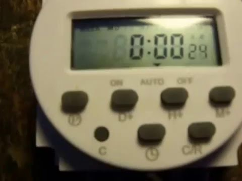 Digital Timer  Made Easy