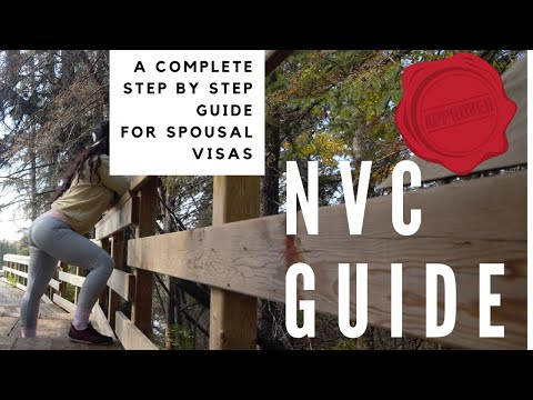 GET APPROVED! CR1/IR1 VISA NVC GUIDE: 2019/2020