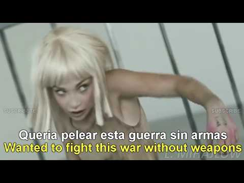 Sia -  Elastic Heart [Lyrics English - Subtitulado Español]