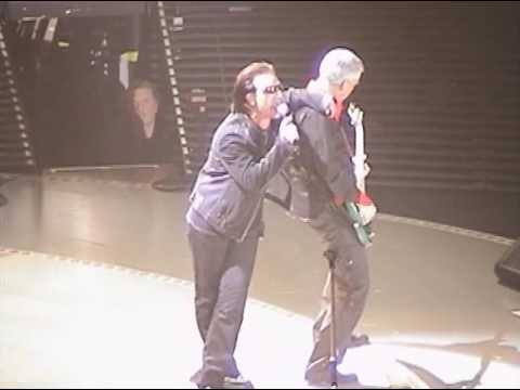 U2 Vertigo Tour Opening Night 3-28-05